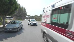 Sağlık hizmeti yangından etkilenen vatandaşların ayaklarına götürülüyor