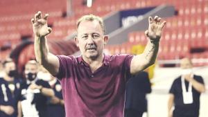 Sergen Yalçın'dan Fatih Karagümrük maçı sonrası açıklamalar