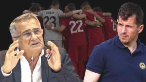 Son dakika – Emre Belözoğlu sonrası Şenol Güneş'ten sürpriz isme antrenörlük teklifi!