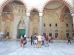 Son dakika haber: Turist rehberler, Selimiye'ye hayran kaldı