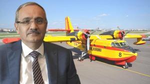 THK Kayyum Heyeti Başkanı Cenap Aşçı: 6 uçağın ayağa kalkması için gereken para 4 milyon dolar