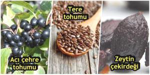 Zayıflamak ve Vücuttaki Toksinlerden Arınmak için Kullanabileceğiniz 14 Çekirdek ve Tohum