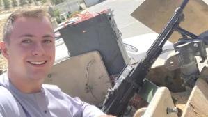 Ziyaret için gittiği Afganistan'da olayların arasında kalan İngiliz öğrenci, yaşadıklarını anlattı
