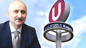 Bakan Karaismailoğlu'ndan İstanbul'da metronun simgesinin değiştirilmesine ilk yorum: Emek hırsızlığı yapılmamalı