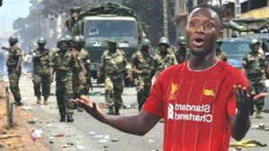 Gine'de darbeciler Liverpool'un yıldızı Naby Keita'yı esir aldı! Futbolcuyu kurtarmak için görüşmeler sürüyor