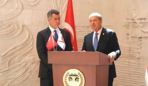 KKTC Cumhurbaşkanı Tatar: Türkiye Cumhuriyeti büyük ve güçlü bir devlet