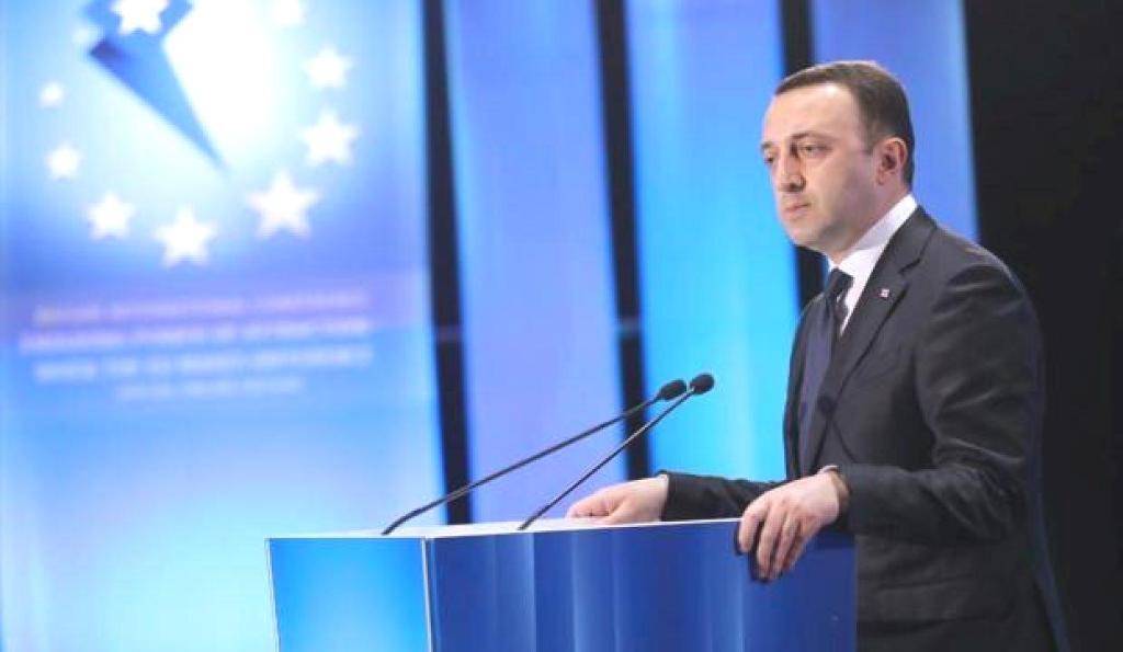 Komşuyla imzalar atıldı! Başbakan Garibaşvili: Türkiye'ye teşekkür ediyoruz