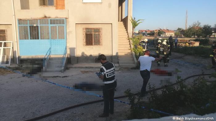Konya Savcılığı'ndan Bakanlığa 'Cinayet Görüntülerini Ailenin Avukatına Verelim mi?' Sorusu