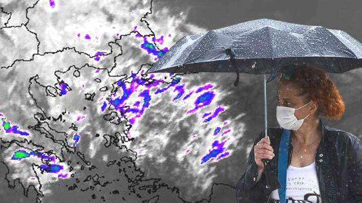 Meteoroloji'den son dakika hava durumu uyarısı: Çok kuvvetli geliyor
