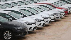 Otomobil ve hafif ticari araç pazarında ilk 8 ayda yüzde 24,3 büyüme