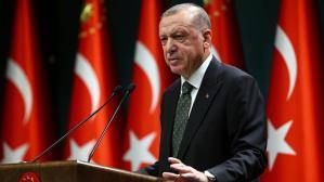 Son Dakika: Cumhurbaşkanı Erdoğan, Yargıtay yeni hizmet binası ve 2021-2022 Adli Yıl Açılış Töreni'nde konuşuyor