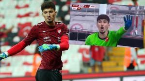 Son dakika haberi – Türkiye – Karadağ maçına damga vurdu! Altay Bayındır'ın ısrarı kameralara yansıdı…