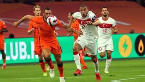 Tarihi hezimet! 2022 Dünya Kupası Elemeleri G Grubu 6. maçında Türkiye, deplasmanda Hollanda'ya 6-1 yenildi