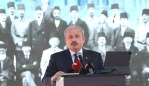 TBMM Başkanı Şentop: Türkiye bugün, bir umudun, bir hamlenin ve insanlık davasının adıdır