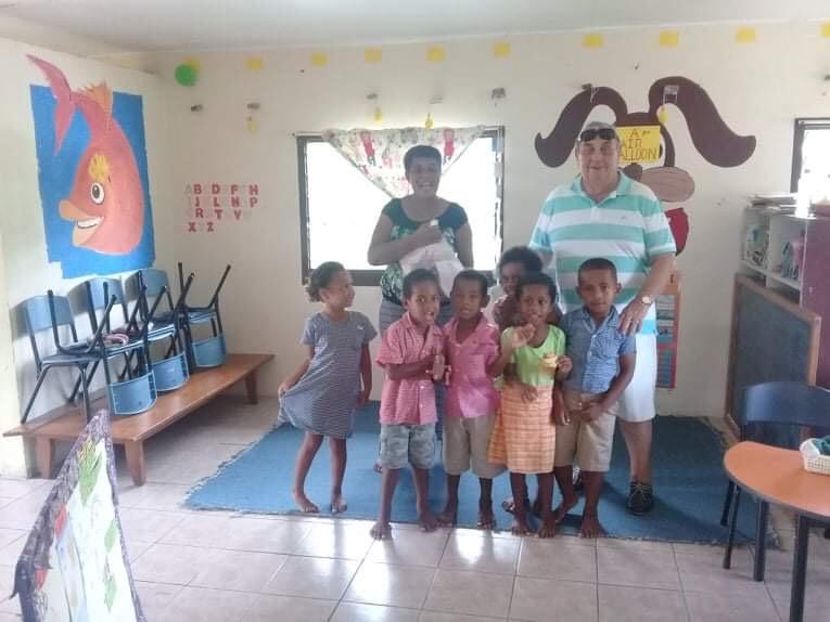 IMG 7901 - Hospital & Kindergarten donations