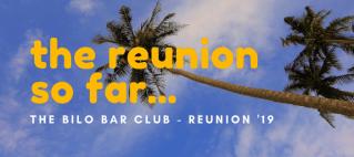Copy of bilo bar club reunion 19 1 - The reunion so far...