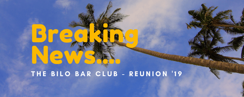 breaking news - 2020 Reunion - Dates & Rates