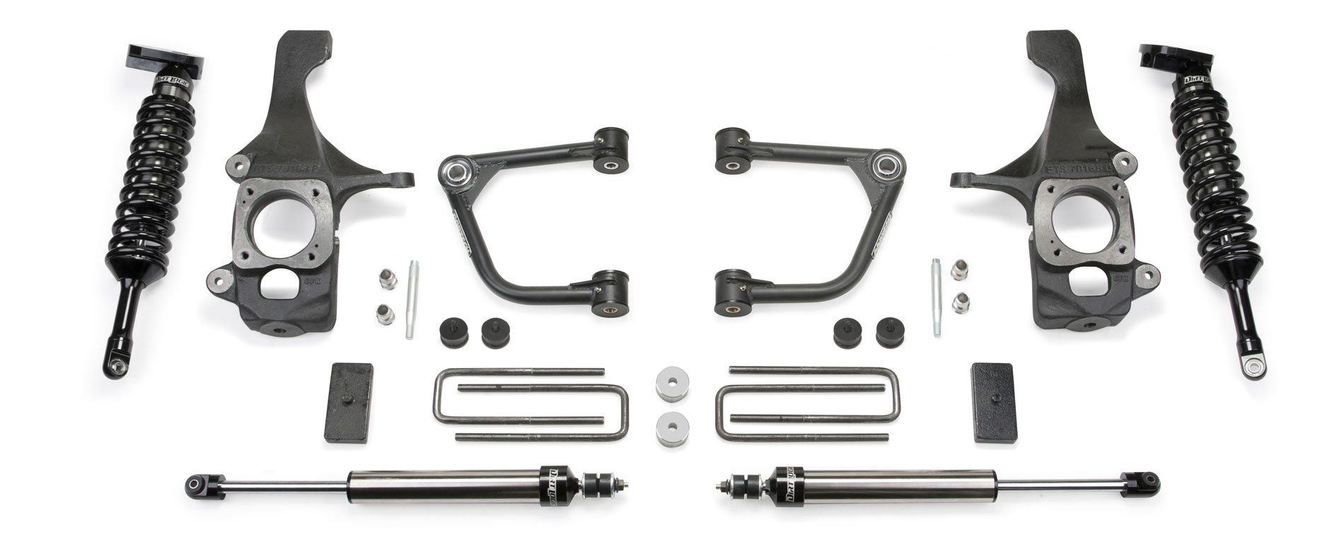 Fabtech 4 Lift Kit With Shocks For Toyota Tundra