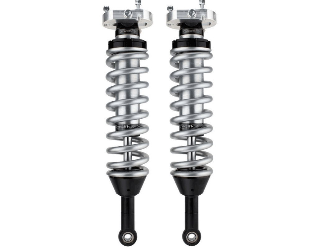 Radflo 0 3 Lift 2 5 Body Front Extended Travel Coilovers