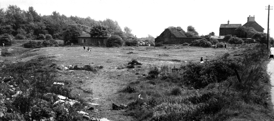 Fiery Holes, Moxley, 1959, via Bilston Online. Click for link.