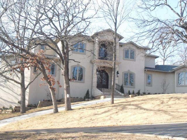 A Signal Hill Custom Home  Biltmore Homes Of Tulsa - Car signal hill