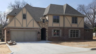 Custom Home By Biltmore Homes Of Tulsa