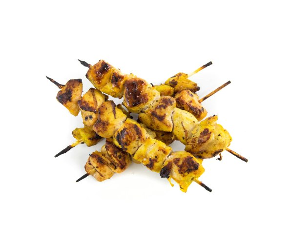 Chicken Sosaties - BBQ