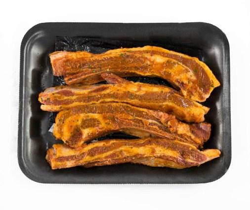 Lamb Riblets – BBQ