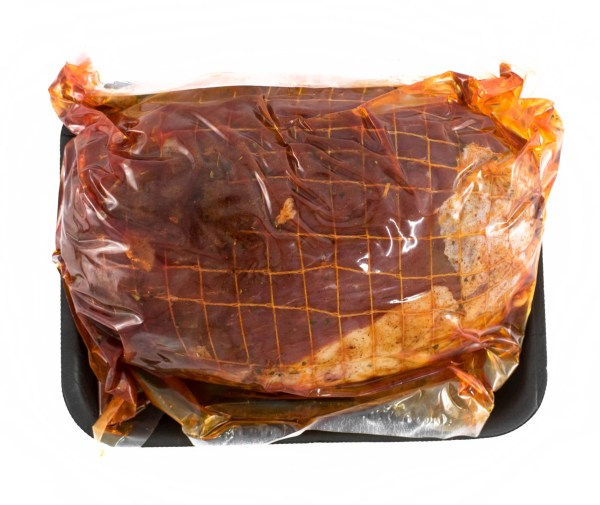 Rolled Topside – BBQ