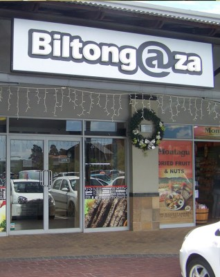 Biltong@ZA The Square at Farrarmere