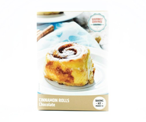 Cinnamon Rolls – Chocolate- 825g
