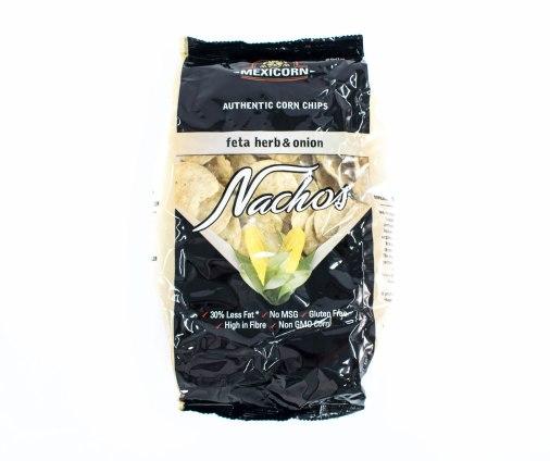 Mexicorn Nachos – Feta & Herb – 250g