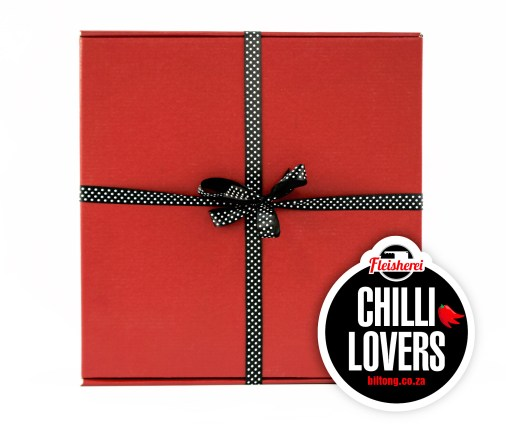 Chilli Lover's Hamper