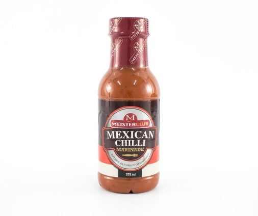 Meister Club Mexican Chili Marinade
