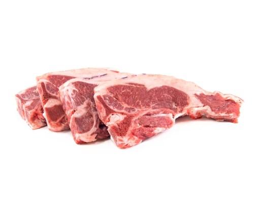 Lamb Loin Chops – Thick Cut