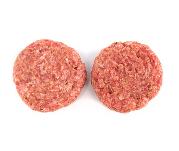 Stetson Handmade Patties - 200g