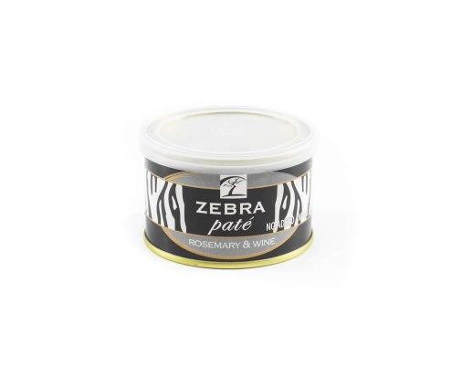 Zebra Pate