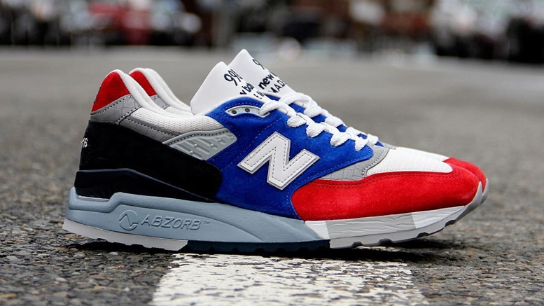 Kolaborasi Concepts dan New Balance terinsiprasi Boston Marathon