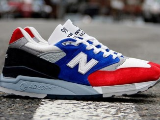 New Balance 998 Boston Marathon