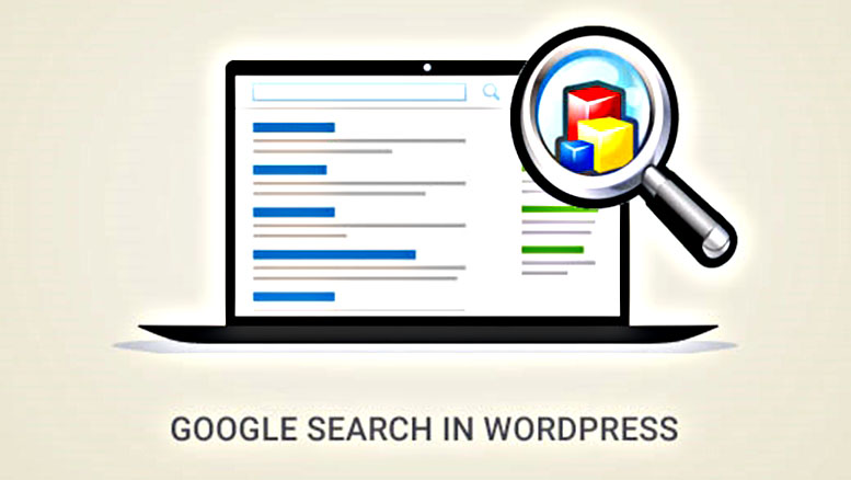 Cara Membuat Google Custom Search di WordPress