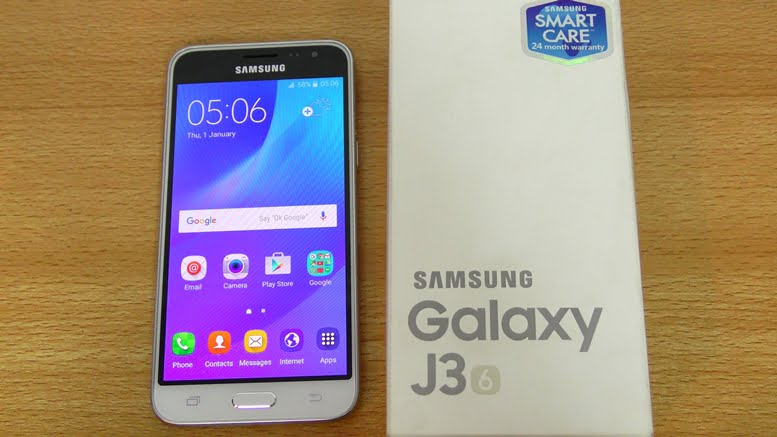 Samsung Galaxy J3 Android 4G LTE