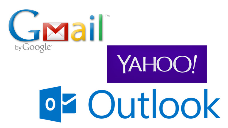 Cara Membuat Email Gmail Yahoo Outlook