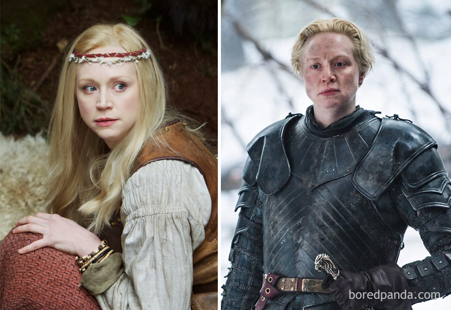 Gwendoline Christie :: Brienne Of Tarth
