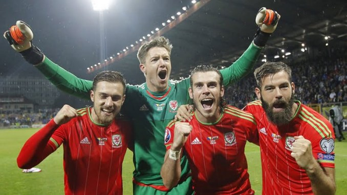 Timnas Wales Lolos Euro 2016