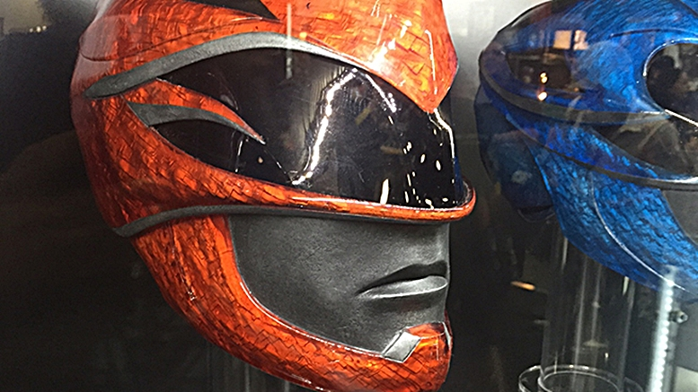 Power Rangers 2017 helm