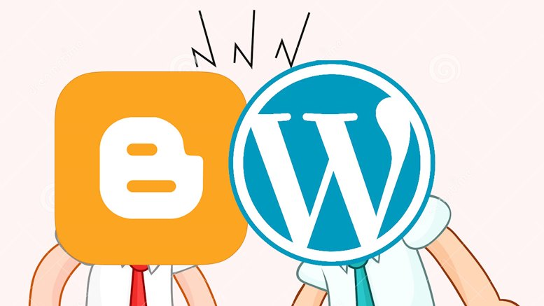 WordPress vs Blogspot, Review SEO Contest Vivagoal