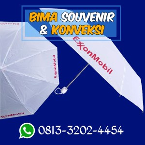 Souvenir Payung Lipat Murah