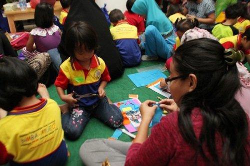 Kreativitas Anak dan Orangtua