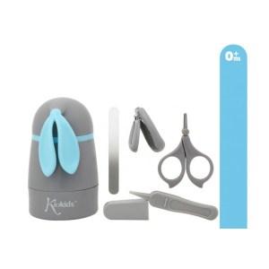 Kiokids Set Manicure Coniglietto Blu