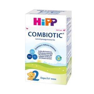 Hipp Latte in Polvere Combiotic 2 600g